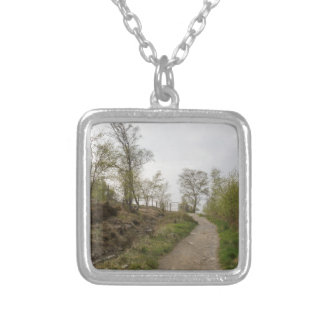 A walk in the woods necklaces