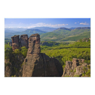 A walk throught Belogradchik Castle Ruins 2 Photo Print