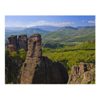 A walk throught Belogradchik Castle Ruins 2 Postcard