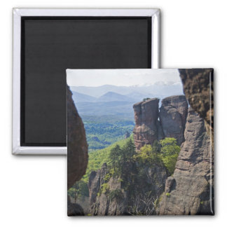 A walk throught Belogradchik Castle Ruins Square Magnet