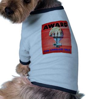A War D Pet Clothing