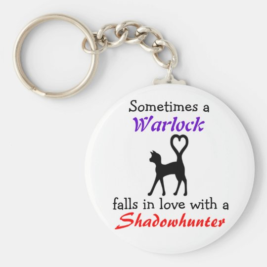 A Warlock can love a Shadowhunter Key Ring