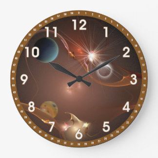 A Warp In Time Wall Clocks