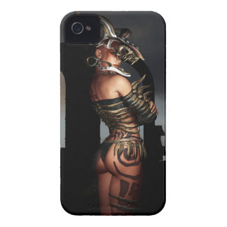 A Warrior Stands Alone Blackberry Bold Case