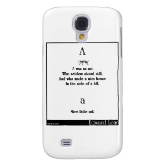 A was an ant galaxy s4 case