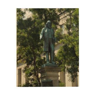 A Washington monument Wood Print