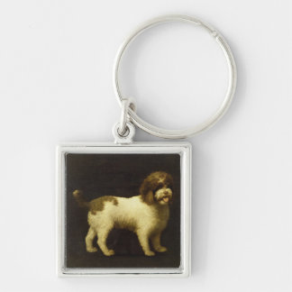 A Water Spaniel, 1769 (oil on canvas) Keychains