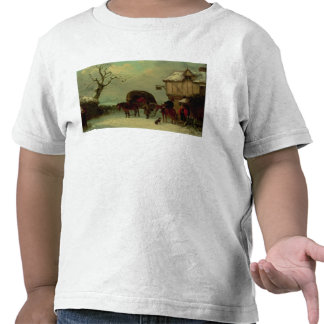 A Wayside Rest - Stopping at the Inn Tee Shirts
