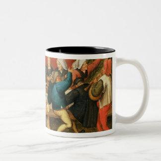 A Wedding Feast Two-Tone Mug