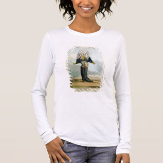 A Wellington Boot - or the Head of the Armye, Long Sleeve T-Shirt