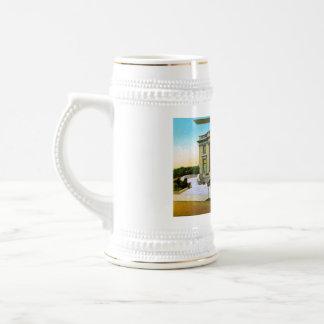 A Western Millionaires Residence Coffee Mug
