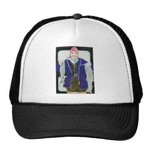 A Whopper and a Half Mesh Hats