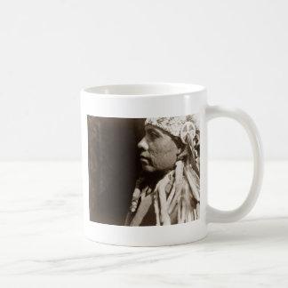 A Wichita Native North American Indian man Coffee Mugs