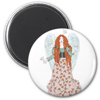 A Wing and A Prayer Refrigerator Magnets
