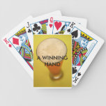 A WINNING HAND BICYCLE POKER CARDS