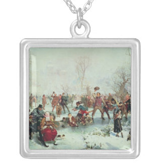 A Winter's Day in St. James's Park Jewelry
