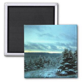 A Winter's Dream Magnet