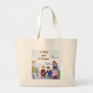 A Wish and A Prayer Tote Bags