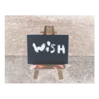 A Wish For You Postcard