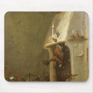 A Witch's Tavern Mouse Mat