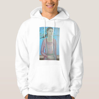 A Woman and a Blackbird are One 2012 Hoodie
