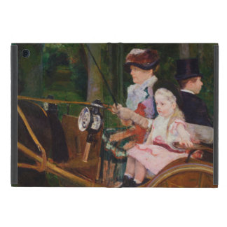 A Woman and a Girl Driving by Mary Cassatt Case For iPad Mini