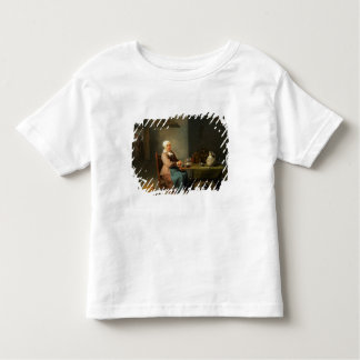 A Woman in a kitchen T-shirts