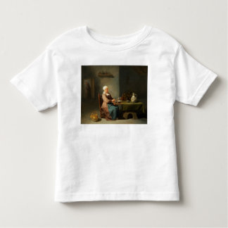 A Woman in a kitchen Toddler T-Shirt