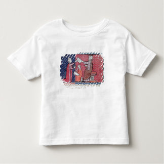 A Woman Taking an Oath Toddler T-Shirt