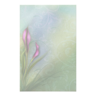 A Womans Heart - Calla Lily Stationery
