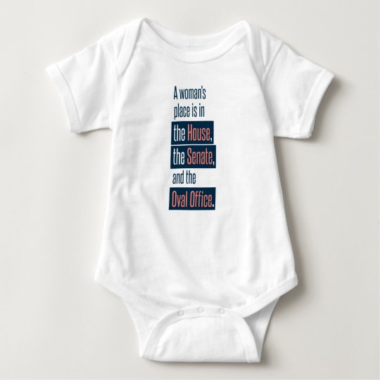 A Woman's Place Baby T-shirt