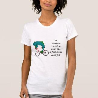 A Women needs a Man Tee Shirts