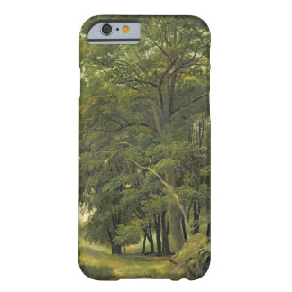 A Wooded Landscape (oil on paper on panel) Barely There iPhone 6 Case