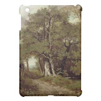 A Wooded Path Case For The iPad Mini