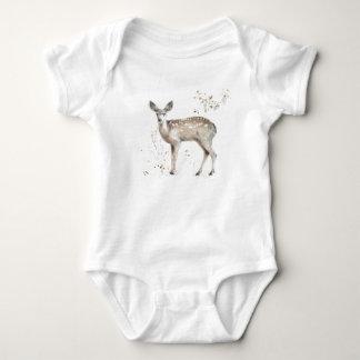 A Woodland Walk IX Baby Bodysuit