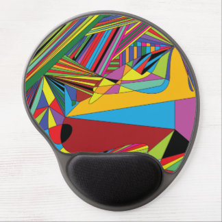 A World of Infinite Possibility Gel Mouse Pad