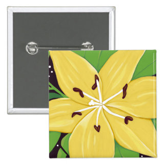 A Yellow Lilly Two Button