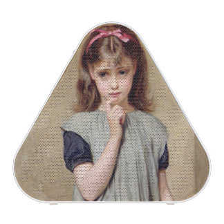 A Young Girl in the Classroom, 1876 (oil on canvas