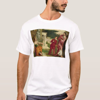 A Young Man Between Virtue and Vice T-Shirt