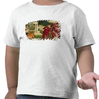 A Young Man Between Virtue and Vice Tshirt