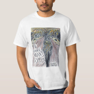 A Young Man's Abyss T-shirt