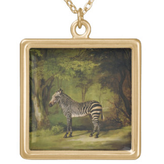 A Zebra, 1763 (oil on canvas) Necklaces