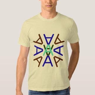 Aa Medallion Earth Tee Shirt
