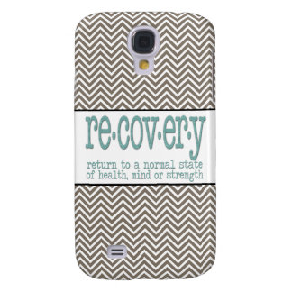 AA Recovery Definition Samsung Galaxy S4 Cases