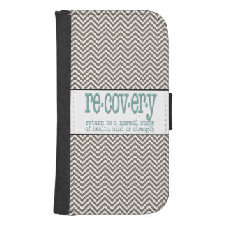 AA Recovery Definition Galaxy S4 Wallet Cases
