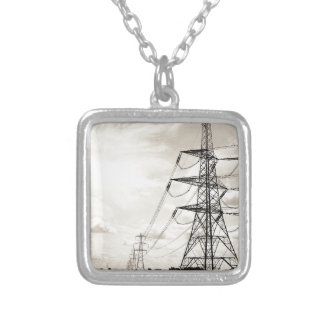 AA SILVER PLATED NECKLACE