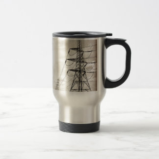 AA STAINLESS STEEL TRAVEL MUG