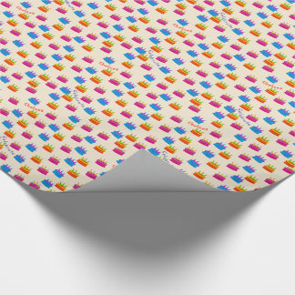 aAA celebrate Wrapping Paper