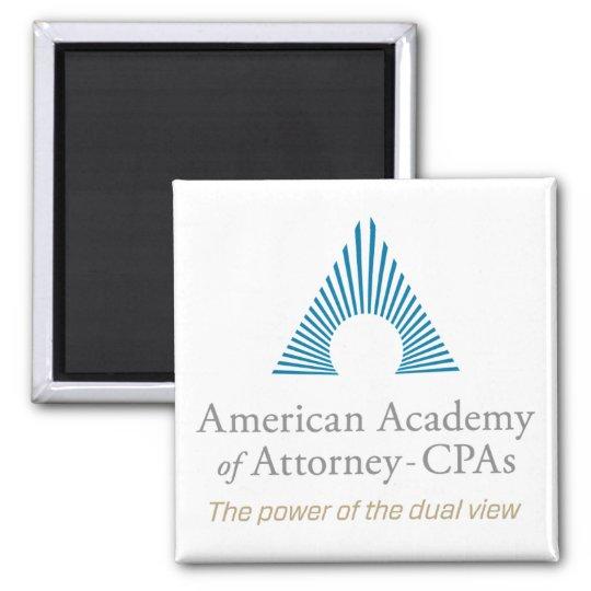AAA-CPA Logo Magnet