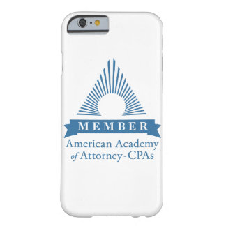 AAA-CPA Member iPhone Case